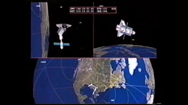 NASA Shows Us A  Pulsing UFO @ 20 secs.
