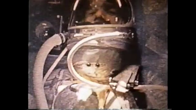 "Astronaut Carpenter stunned by UFO ""F..."