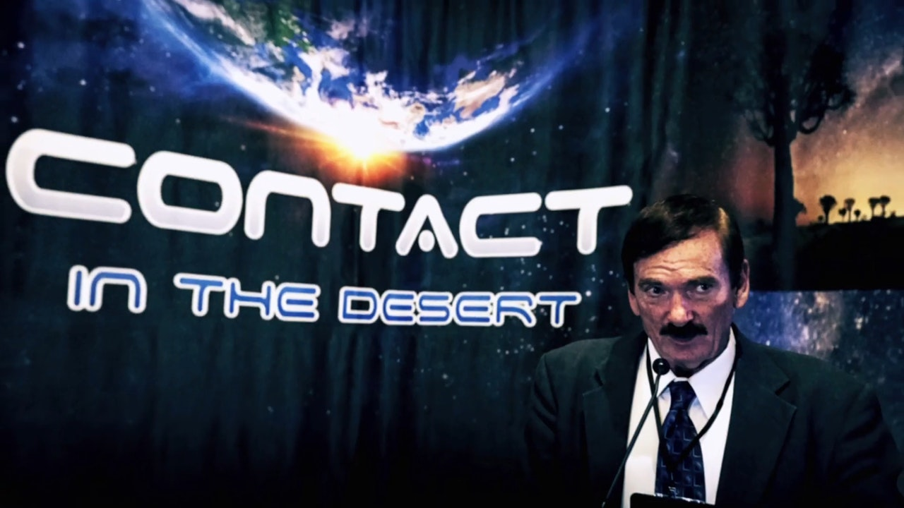 Contact In The Desert