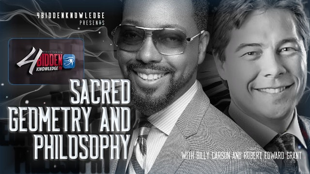 4biddenknowledge Podcast -  - Billy Carson and Robert Edward Grant
