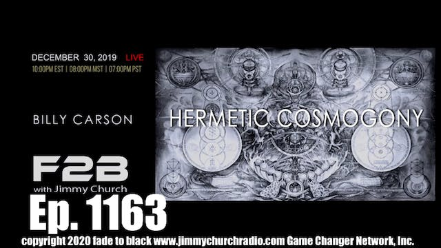 Ep. 1163 FADE to BLACK Jimmy Church w...