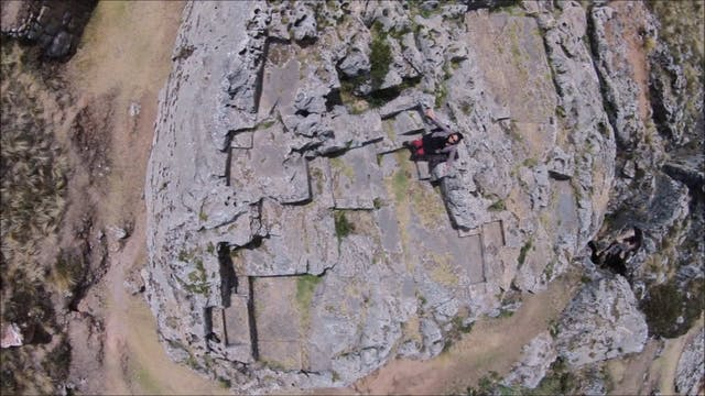 Quadcopter Exploration Of Ancient Chi...