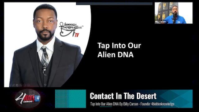 Tap Into Your Alien DNA