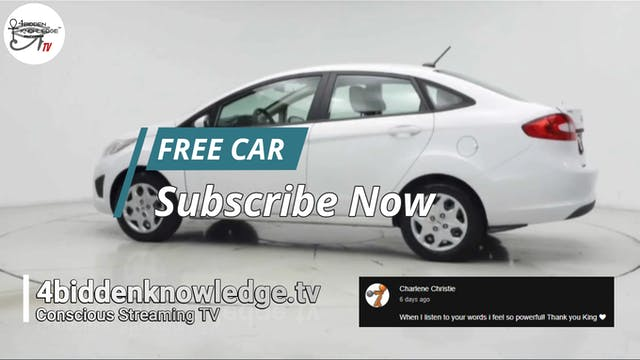 Subscribe Now and Win a Car. 4BKTV