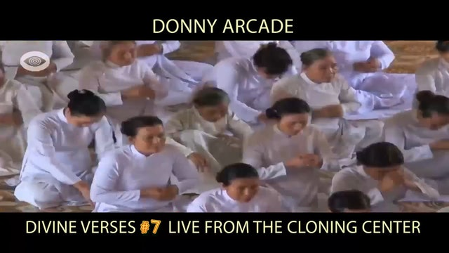 Divine Verses #7 Live From The Cloning Center   by  Donny Arcade