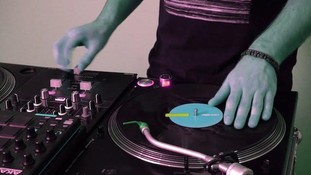 Alex Knox - Buzzard Dj Routine