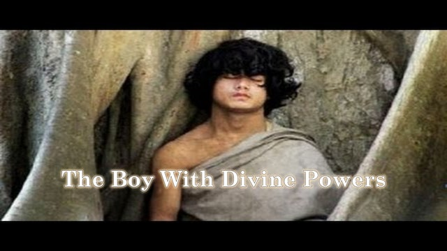 The Boy With Divine Powers