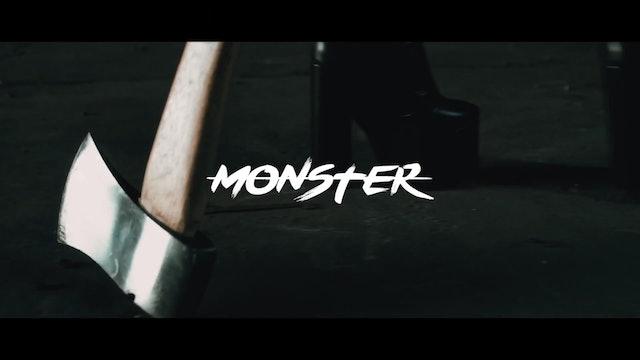Analise D'Ambrosio TalkMoney TM   - Monster - (Official Video)