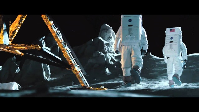 Apollo Astronauts Were Sent To Look At Structures On The Moon!