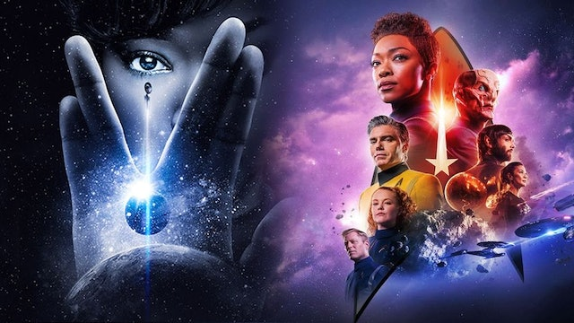 Exploration Of Star Trek Discovery with Billy Carson and Irena Byriel Season 1