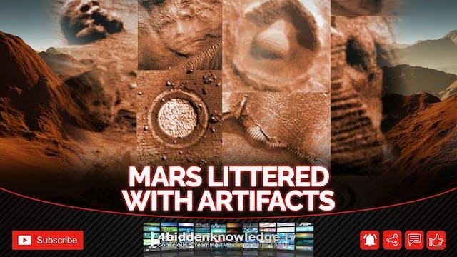 Strange Discoveries on Mars