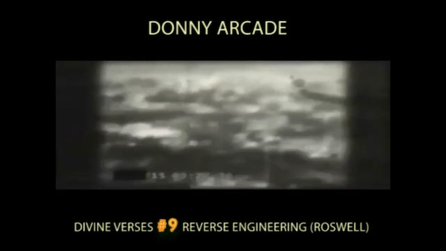 Divine Verses #9 Reverse Engineering Roswell   by  Donny Arcade