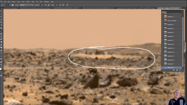 Post Apocalyptic Ruins On Mars! - Mus...