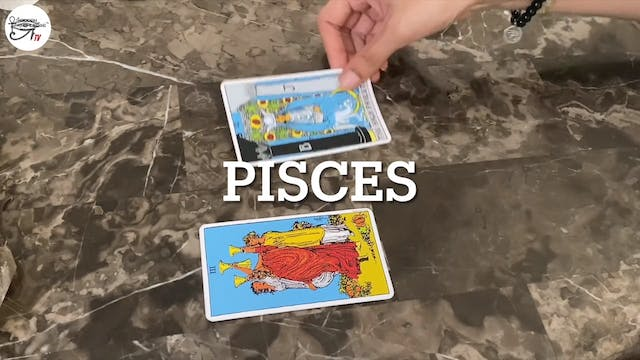 Pisces - Determined For Change