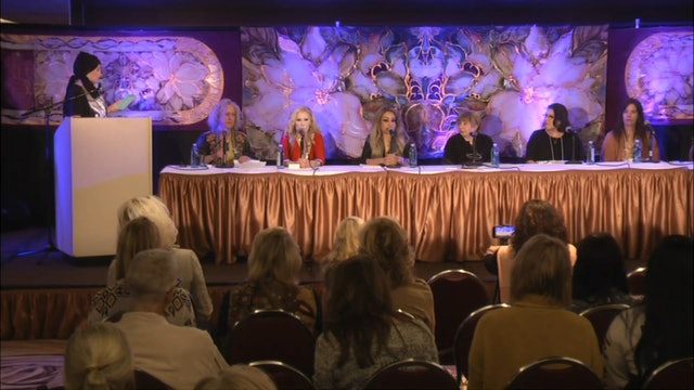 Conscious Life Expo Conference 2020 - Divination Panel - Touching the Spirit