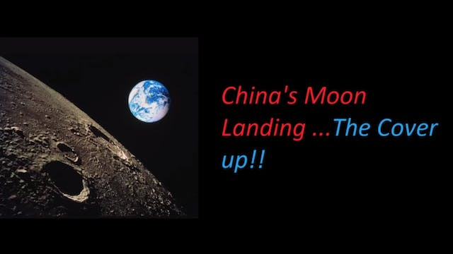 China's  Far Side Of The Moon Landing...