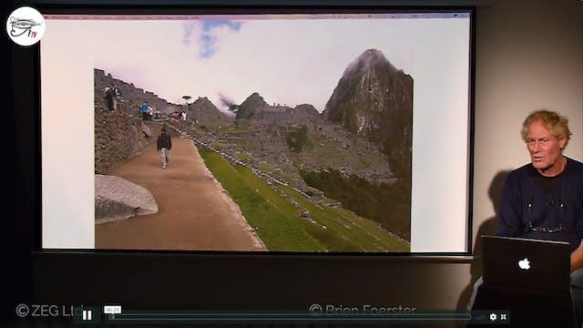 Machu Pichu - Clear Evidence Of A Pre...