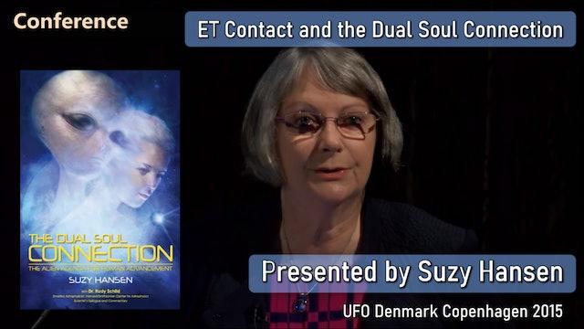 Suzanne Hansen - UFO Denmark Conference - The Alien Agenda for Human Advancement
