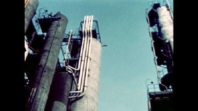 Inside Story of Modern Gasoline refining 1946
