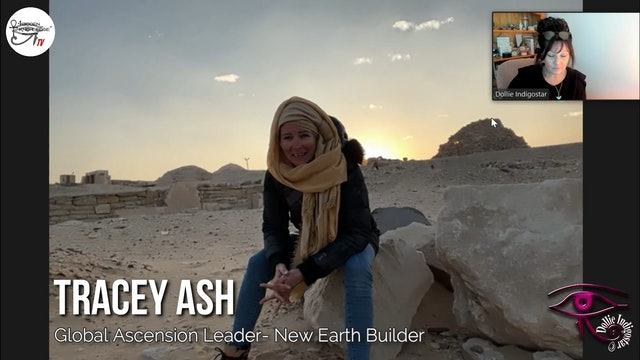 Raw Talk Session on Ascension with Tracey Ash from Complex in Egypt Abusir