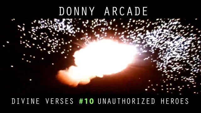 Divine Verses #10 Unauthorized Heros by @DonnyArcade