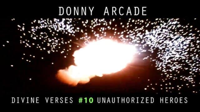 Divine Verses #10 Unauthorized Heros ...