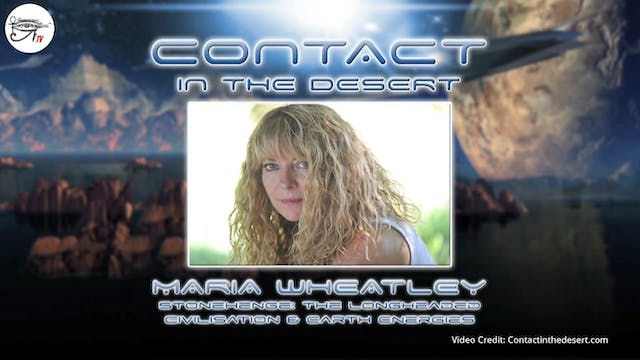 Maria Wheatley - Stonehenge & Earth E...