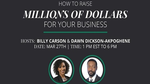 HOW TO RAISE MILLIONS OF DOLLARS FOR YOUR BUSINESS