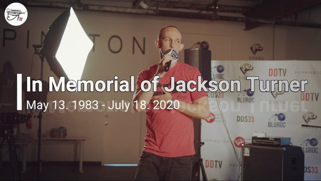 In Memorial Of Jackson Turner - Jackson Turner Live at Egyptian Mystery School