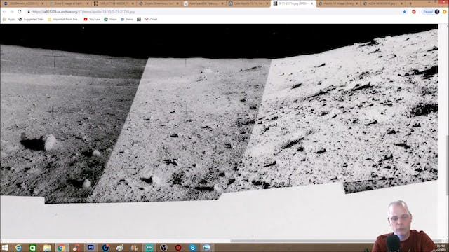 What Is This Structure On The Moon!