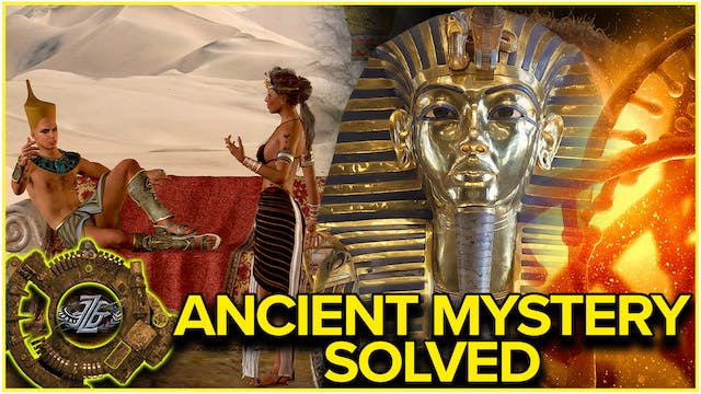 ANCIENT MYSTERY SOLVED?