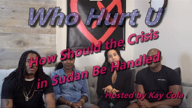 How Should the Crisis in Sudan Be Han...