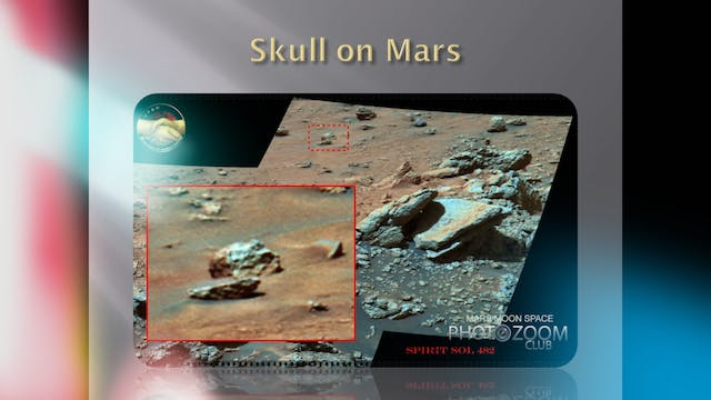 Amazing Signs Of Life On Mars  - Spac...