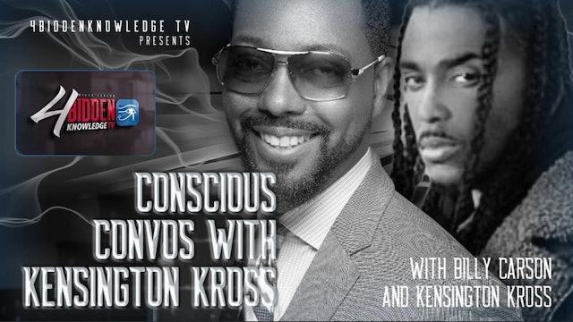 4biddenknowledge Podcast - Kes Kross