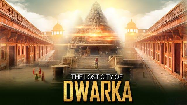 The Ancient Lost City of Dwaraka. Mys...
