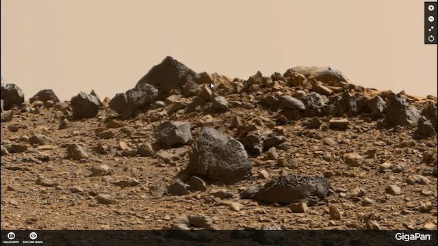 Mars Anomalies That Need Explaining.