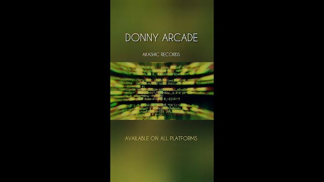 AKASHIC RECORDS by @donnyarcade 2