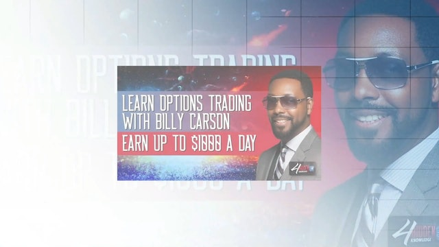 Stock Options Trading Course With Billy Carson - Introduction