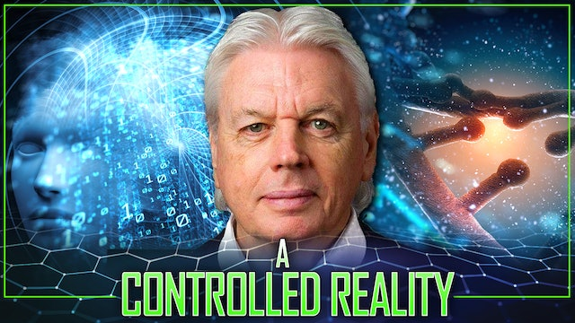 The Living Consciousness and The Control of Reality… David Icke