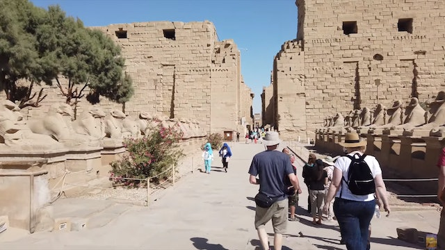 Brien Foerster - Massive Ancient Complex Of Karnak In Egypt -