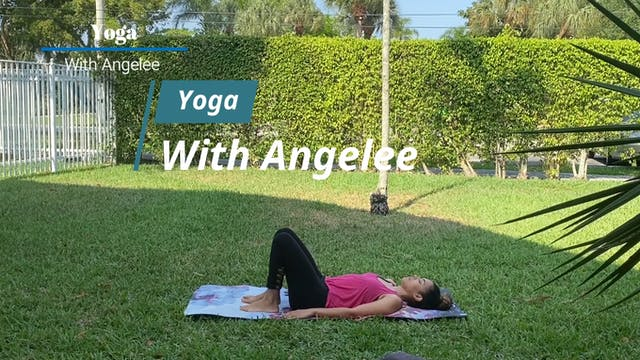 Yoga with Angelee - Hamstrings and Lo...