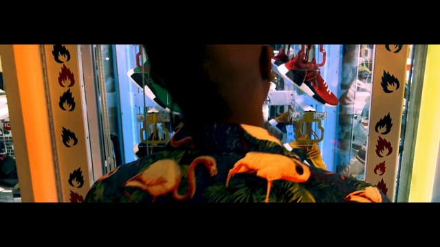 DONNY ARCADE  - LIFE IS LIT