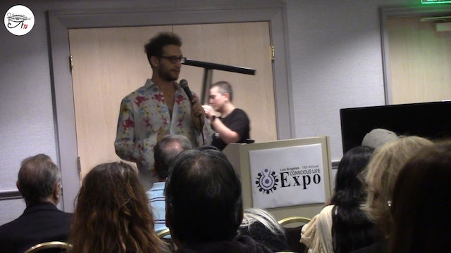 """Drew Grossmann – Conscious Life Expo 2020 """"Why You're Not Aligned Yet"""""""