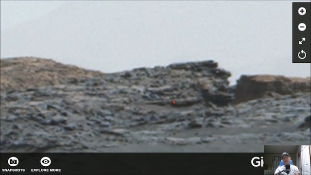 More Anomalous Ruins - Parts Found On Mars!