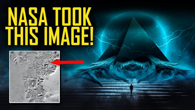NASA Satellite Shows Ancient Structur...