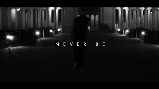 Analise D'Ambrosio - Never Be - Official Video