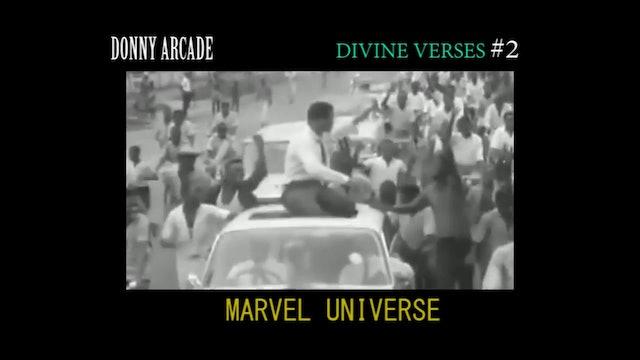 Divine Verses #2 Marvel Universe by Donny Arcade