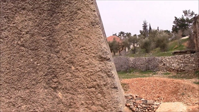 Megalithic Enigmas Of Baalbek Lebanon- Part 2 Of 4 - Quarry 2