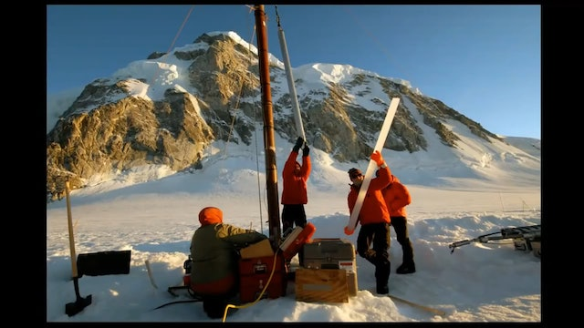 Global Cataclysms, End of the Younger Dryas, Ice Core Data - Pole Shift