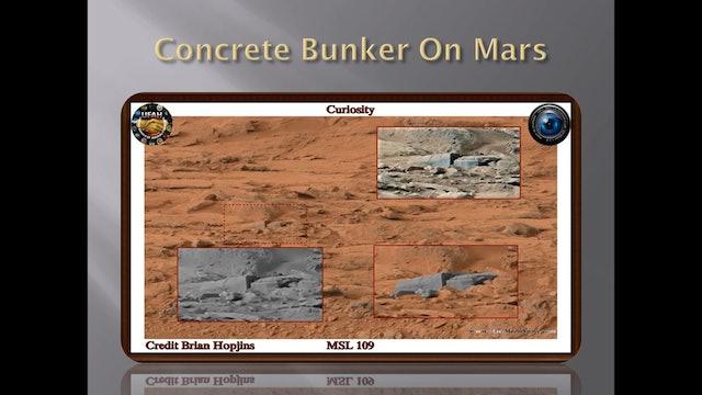 The Best Of Mars.  Buildings, Ruins, UFO's, Life on Mars